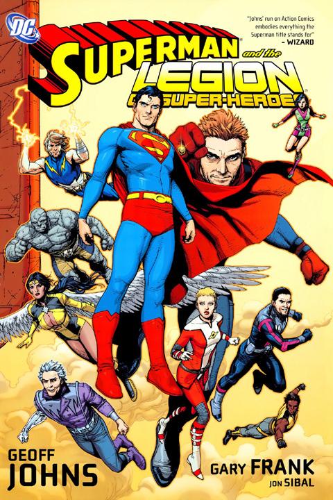 Legion of super heroes xxx found site