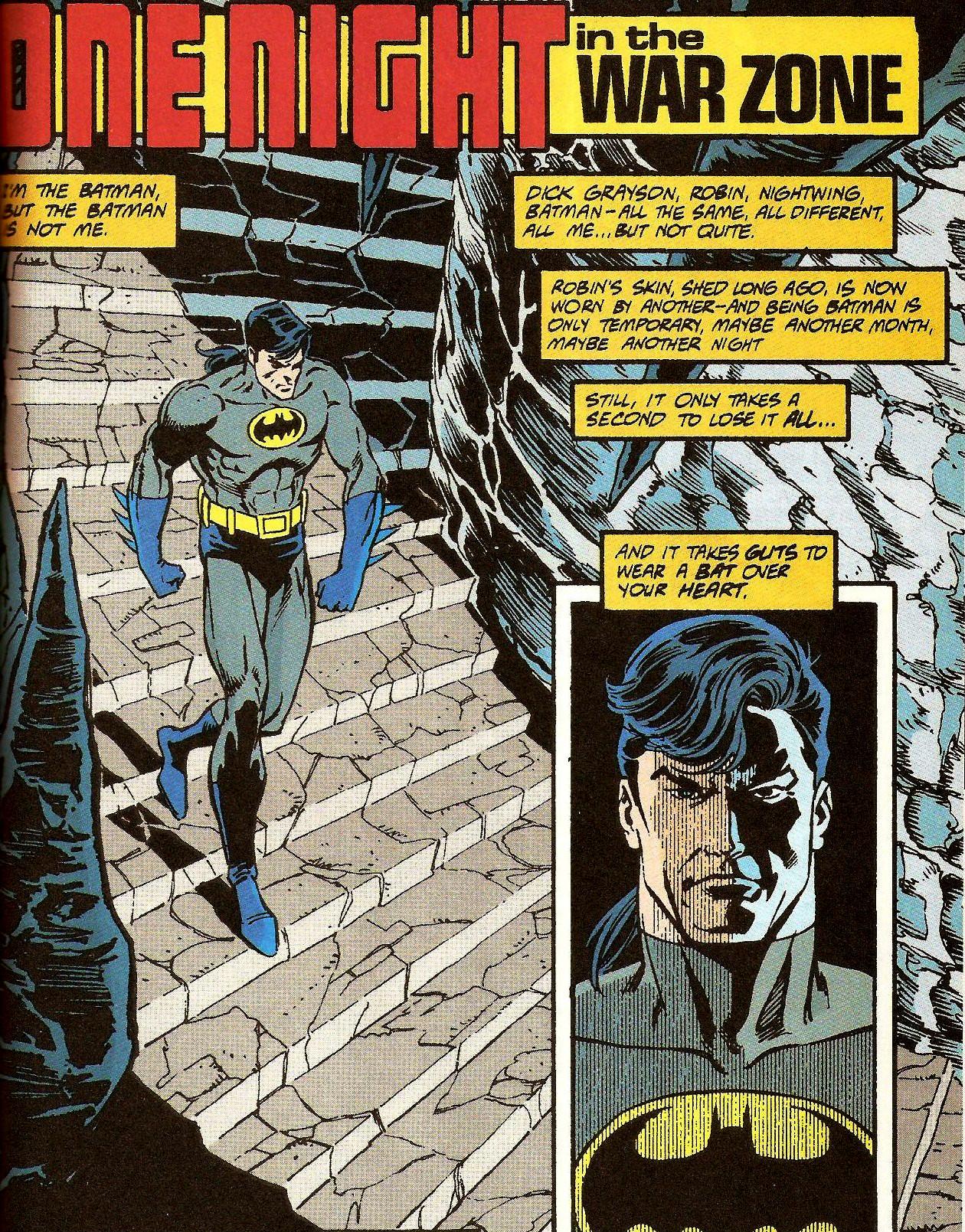 From Batman (Vol. 1) #514 (1995)